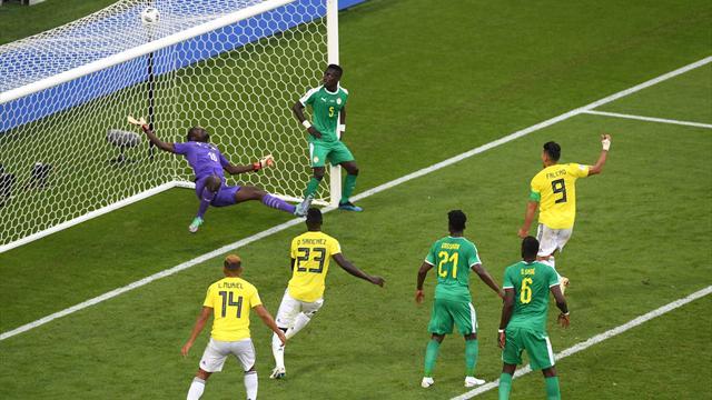 Mondiali 2018: Colombia prima con Mina, Giappone elimina Senegal per i cartellini
