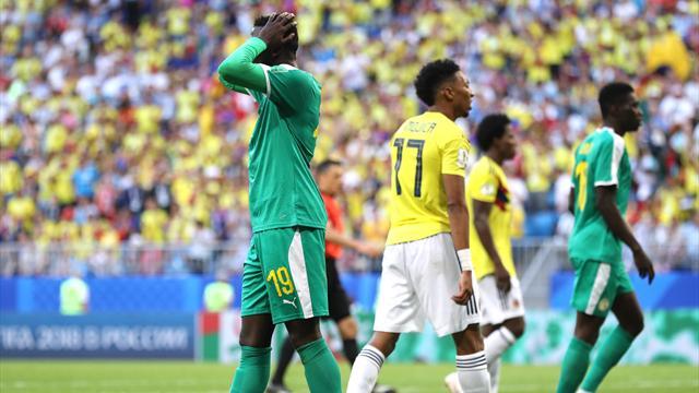 Cruel dénouement pour le Sénégal...