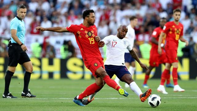 England - Belgien - hier seht Ihr die Highlights des WM-Spiels