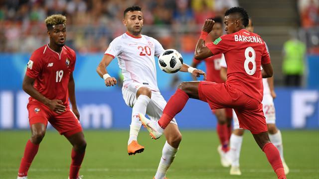 Erster WM-Sieg seit 40 Jahren: Tunesien bezwingt Panama