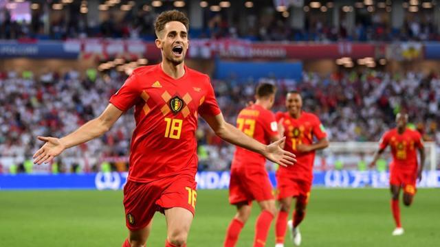 L'Angleterre n'a pas forcé, la Belgique garde sa belle dynamique