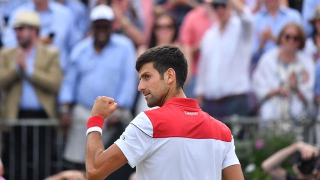 Djokovic et Del Potro joueront la Laver Cup