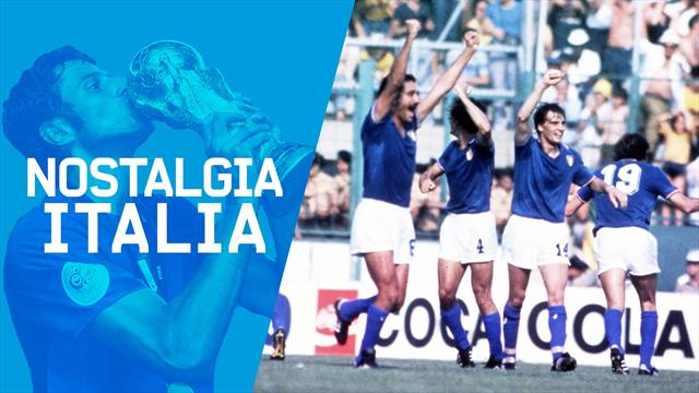 Nostalgia Italia: Italia-Argentina 2-1, la partita della svolta Mundial