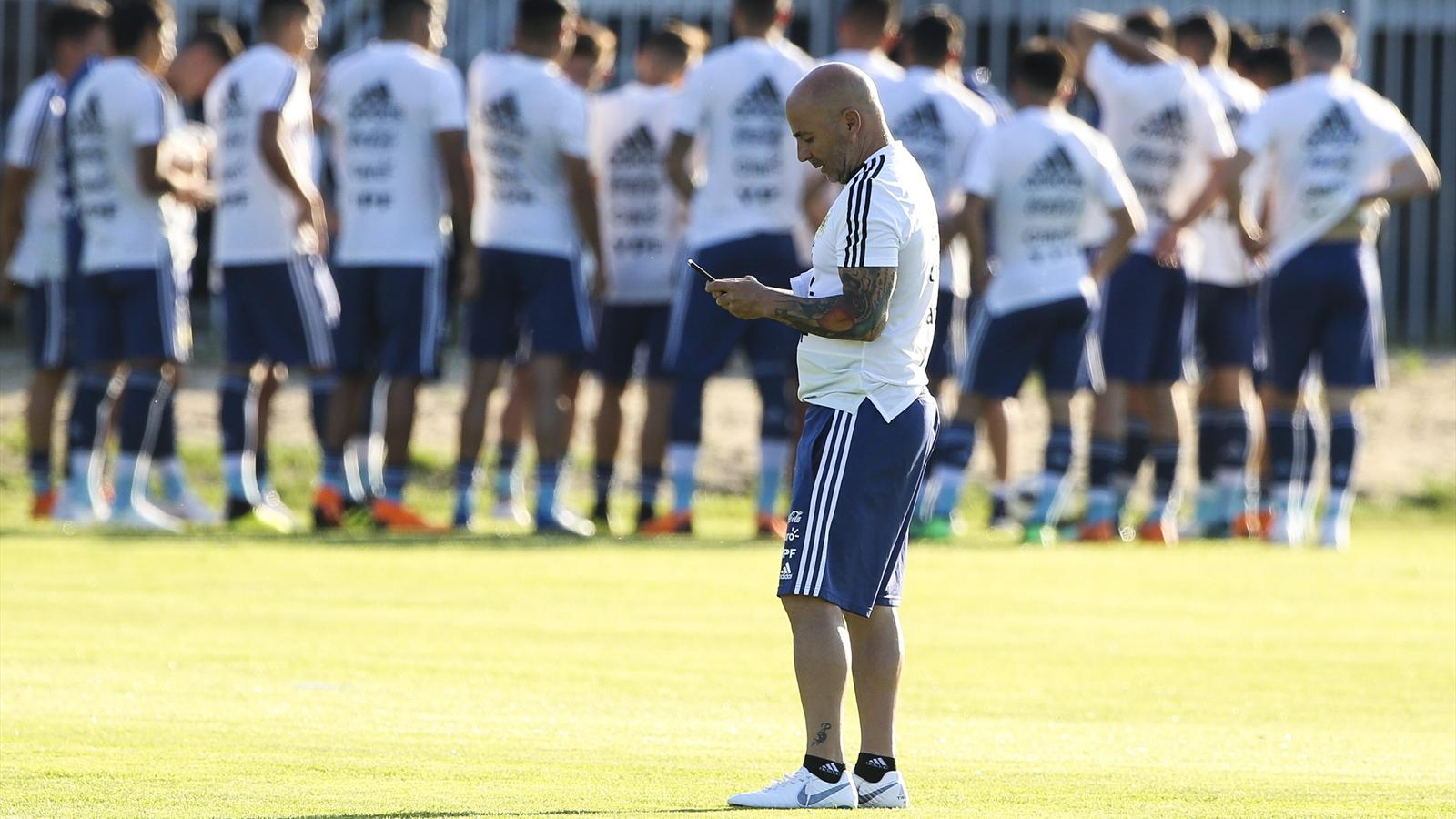 Quand l 39 argentine a failli imiter la france de knysna coupe du monde 2018 football eurosport - Classement buteur coupe de france ...