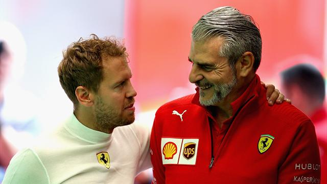 Formula1, Arrivabene: