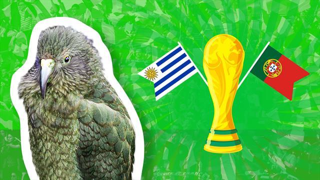 Le prono de Newton : et le vainqueur d'Uruguay – Portugal est…