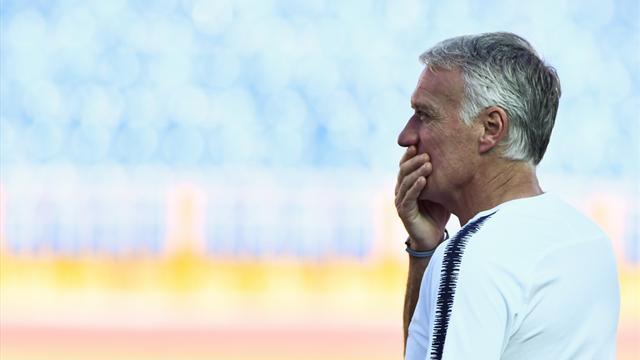 Griezmann ouvre le score sur penalty! (Direct 1-0) — France-Argentine