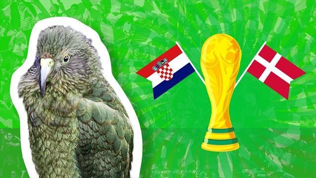 Le prono de Newton : la Croatie continuera-t-elle sur sa lancée face au Danemark ?