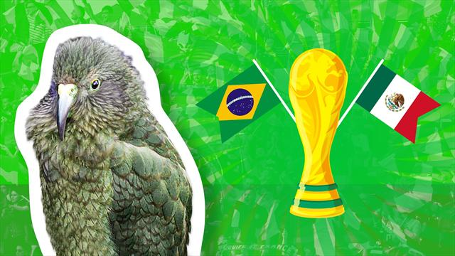 Le Brésil s'impose face au Mexique (vidéo) — Coupe du Monde