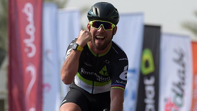 Cavendish aims for more Tour stage wins as he chases Merckx