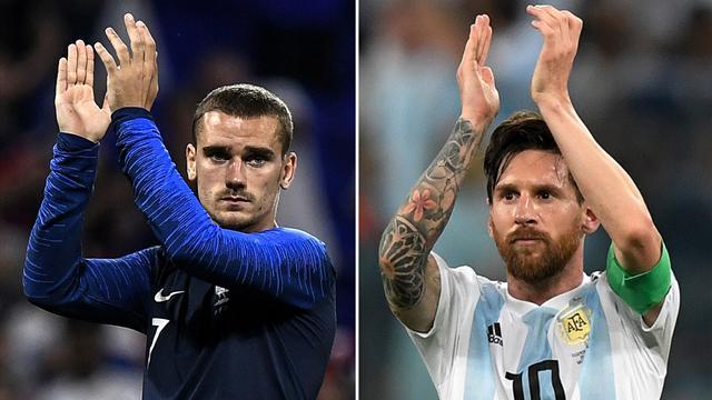 France – Argentine va tourner à la boucherie (c'est FIFA 18 qui le dit)