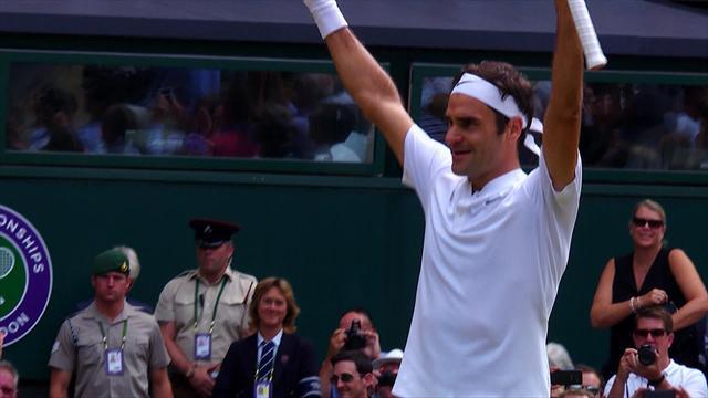 Minute Rolex : Federer et Muguruza, tenants du titre prêts pour la reconquête de Wimbledon