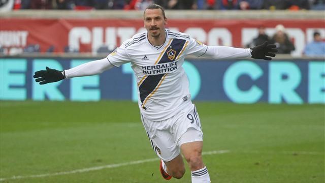 Campo sintetico in MLS, Ibrahimovic si rifiuta di giocare