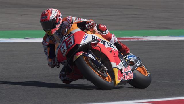 Marquez wins Dutch TT to extend MotoGP lead