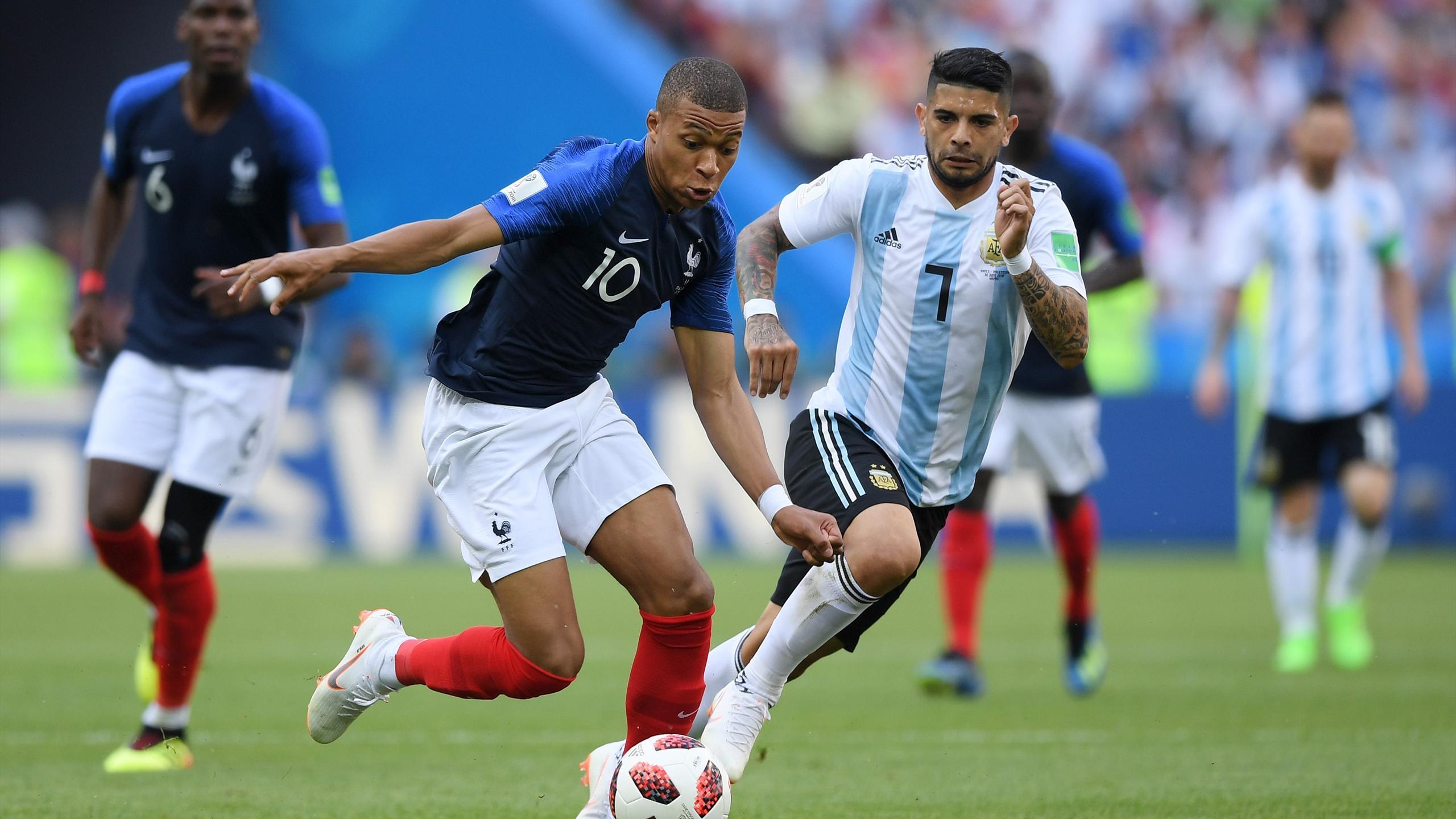 Frankreich Argentinien