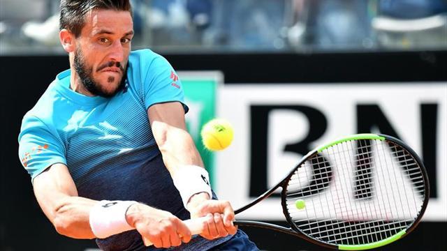 Monfils eliminó a García-López y avanzó a semifinales en Antalya