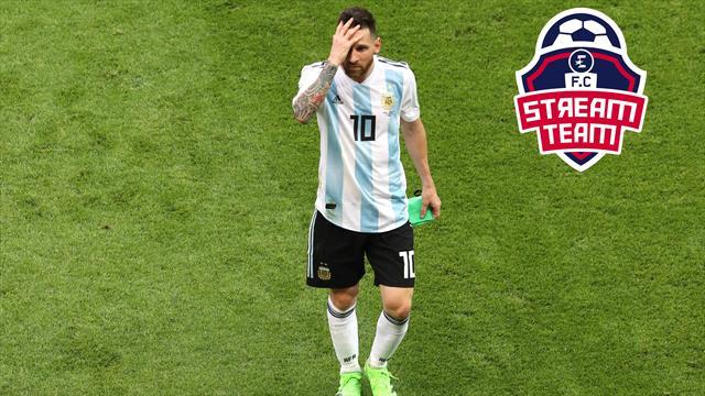 «L'Argentine a fait une erreur : elle a pris la possession du ballon»