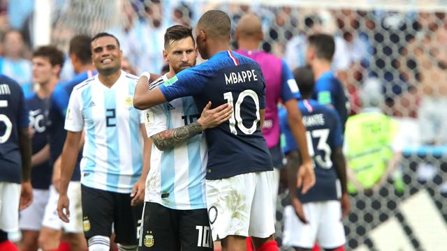 Esplode Mbappé, si eclissa Messi: Francia batte Argentina 4-3 e va ai quarti