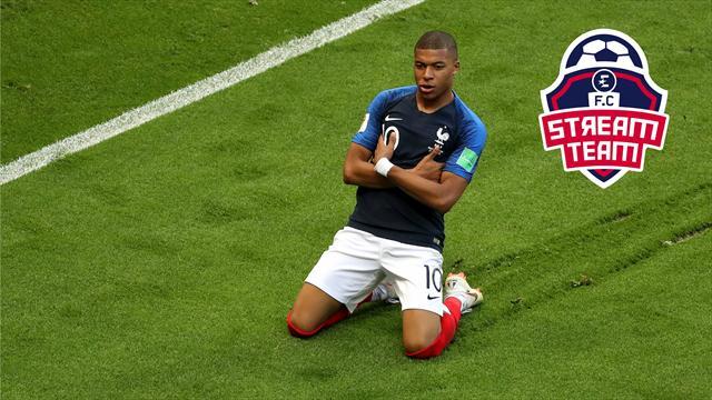 Mbappé déjà le meilleur? Henry peut-il faire mieux que Jardim? On en a parlé dans le FC Stream Team