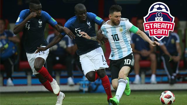 «Grâce à Kanté et Matuidi, le plan anti-Messi a fonctionné»