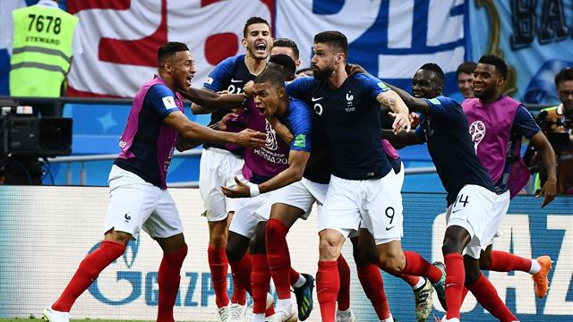 Mbappe dumps out Argentina with devastating double
