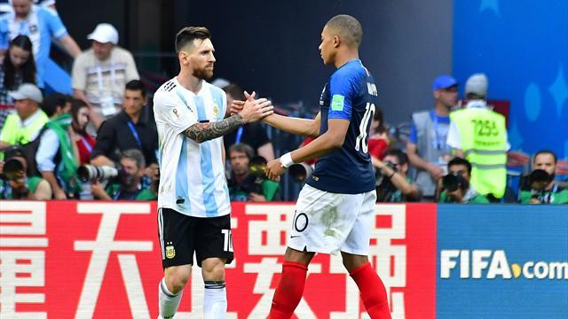 Le pagelle di Francia-Argentina 4-3: Mbappé balla nella pampa, Messi si scontra con la realtà