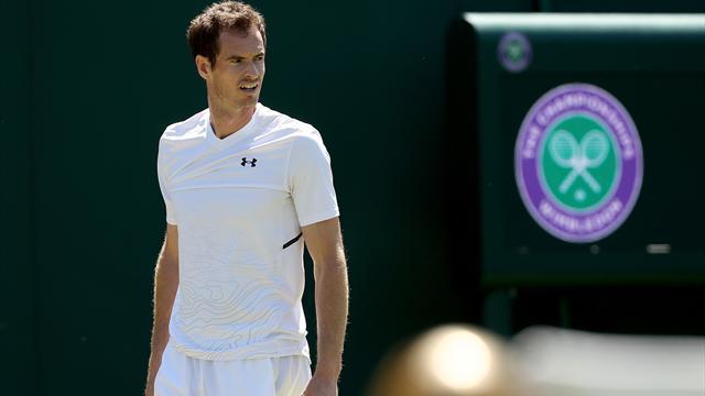 «Пап, ты полный мусор в оранжевом теннисе». Маррей смотрит турнир с трехлетней дочерью