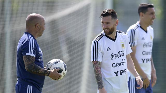 Sampaoli poussé vers la sortie, affirme la presse argentine
