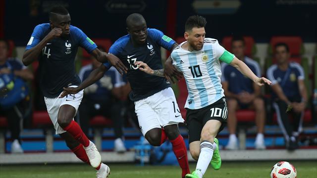 La divertida canción sobre Messi que la selección francesa dedica a Kanté