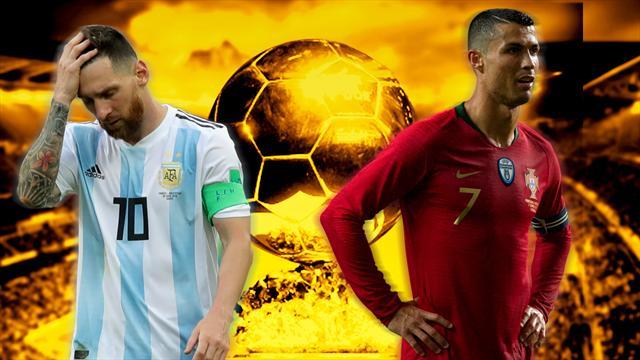 Messi – Ronaldo, le Ballon d'Or ne passera pas par la Russie