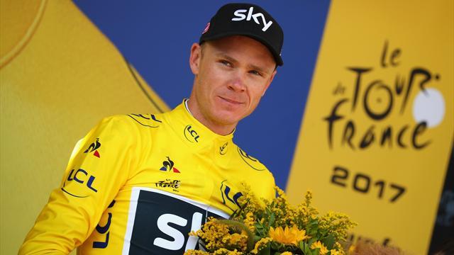 Chris Froome'a Tour de France vetosu