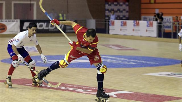 2-2. España y Portugal firman tablas antes de la Eurocopa de hockey