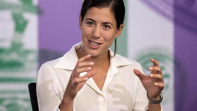 """Muguruza: """"Para España, Wimbledon es menos familiar que Roland Garros"""""""