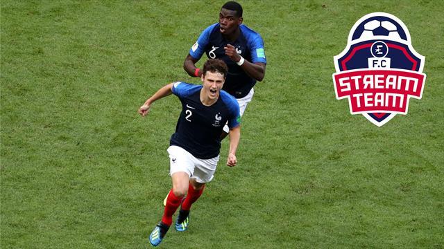 «Pavard a peut-être inscrit le plus beau but des Bleus en Coupe du monde»