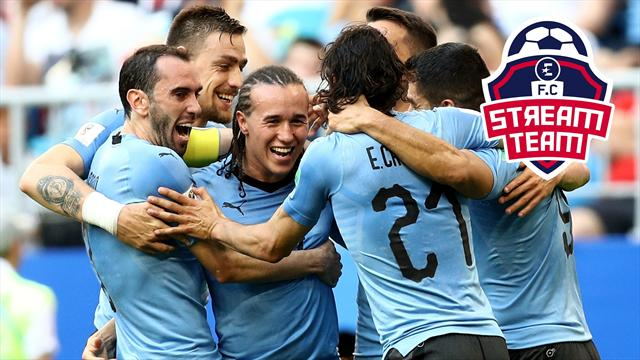 «Pas de raison d'avoir peur de l'Uruguay mais…»
