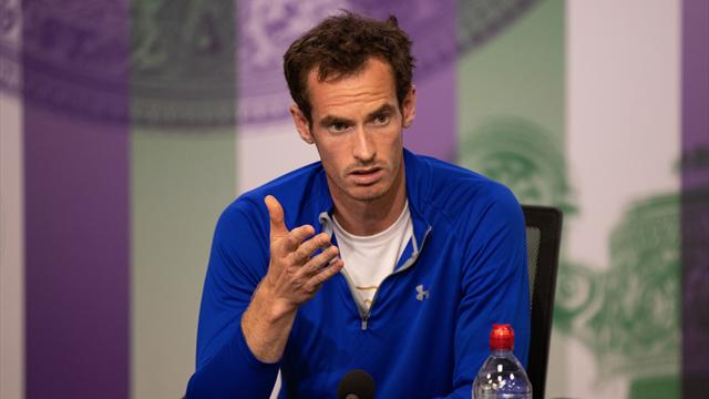 Andy Murray withdraws from Wimbledon - Wimbledon 2018