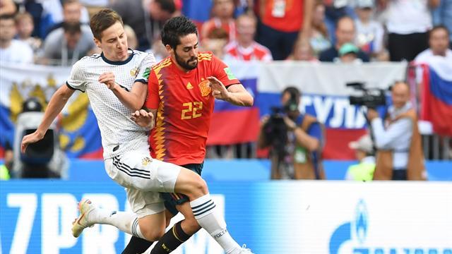 Espagne – Russie EN DIRECT