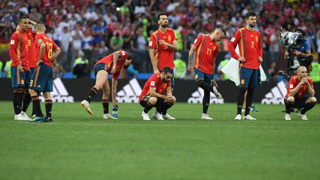 Глава Федерации футбола Испании: «Не жалею об увольнении Лопетеги»