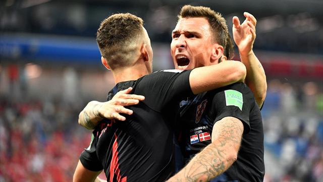 La Croatie a vu la sortie de près avant de l'esquiver
