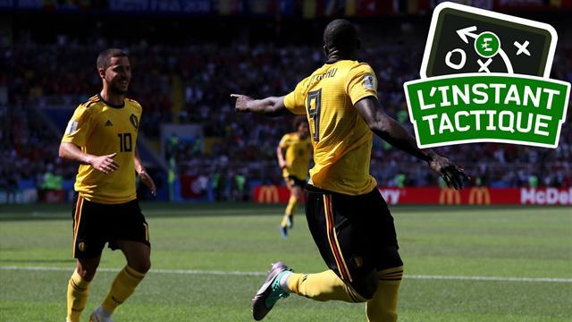 L'instant tactique : Comment la Belgique a sublimé son talent offensif