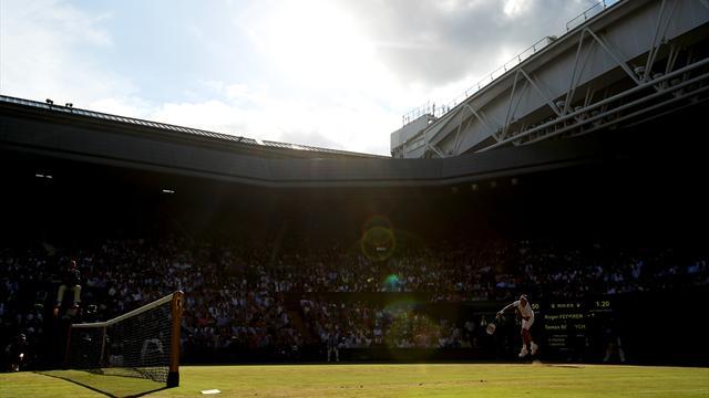 Äntligen dags! Så sänder vi från Wimbledon