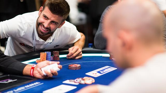 Piqué, Dhorasso, Kruse, Meriem : les footballeurs fans de poker