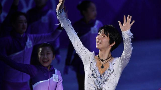 Hohe Auszeichnung für Eiskunstlauf-Olympiasieger Hanyu