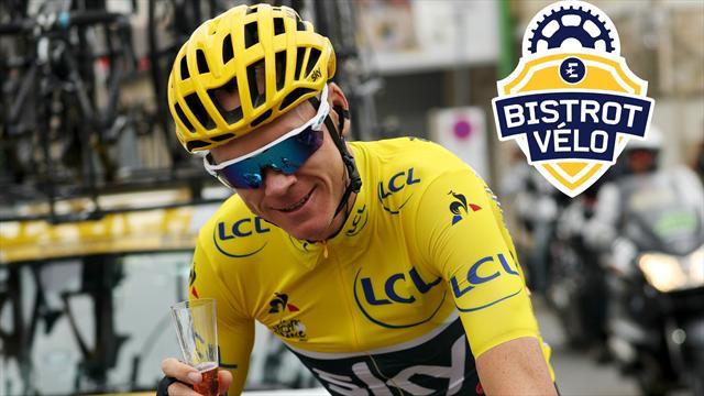 """""""Froome ? Le timing est désastreux, l'UCI a mis du tabasco dans le salbutamol"""""""