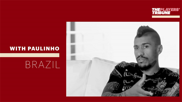 The Players' Tribune - Paulinho: Racism, and why I wanted to quit football
