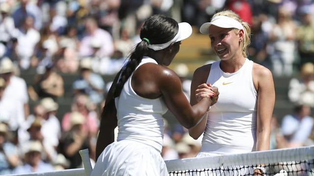 Stephens e Svitolina ko: subito fuori due big nel femminile. Serena soffre ma si salva