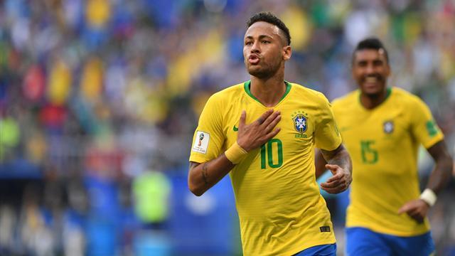 """Neymar führt Seleçao ins Viertelfinale: """"Hervorragende Abwehr ist unser Rückhalt"""""""