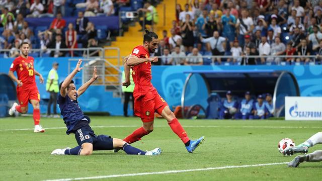 """Sieg nach 0:2! Belgiens Joker besiegen Japan: """"Vielleicht hat es genau das gebraucht"""""""