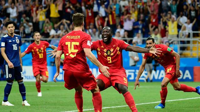 «A 0-2, tu te dis que c'est terminé» : les Belges, eux aussi, ont bien cru y passer