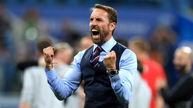Coupe du monde 2018 : l'Angleterre arrache sa qualification aux tirs au but
